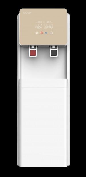 名颂适怡可商用净水器RO反渗透直饮水机冷热双出水
