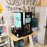 全自动现磨咖啡机+4元/杯咖啡(含咖啡物料)+可自动售卖