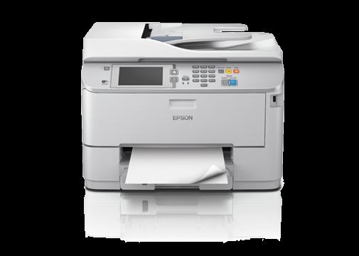 A4爱普生+5693+打印复印扫描传真输稿器双面wifi多...