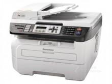 聯想M7250打印復印掃描傳真四合一打印機A4