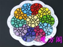 verypuzzle天竺葵w版魔方