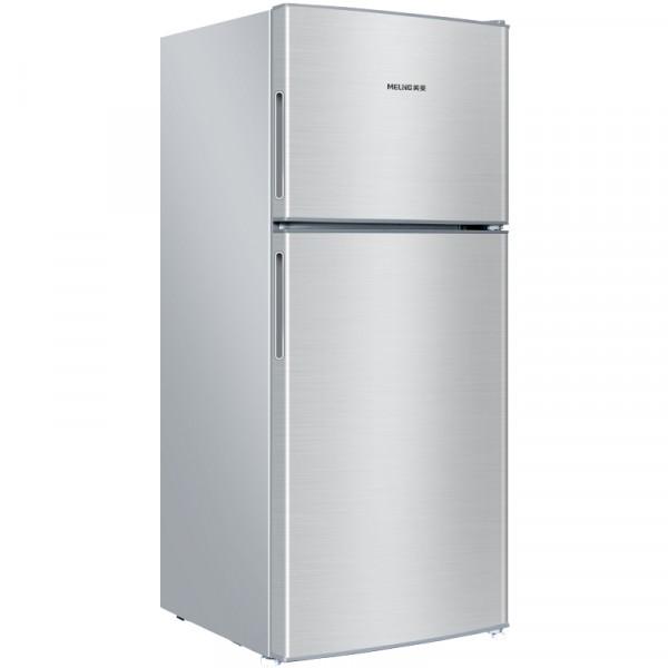 美菱双开门冷藏冷冻冰箱BCD-118