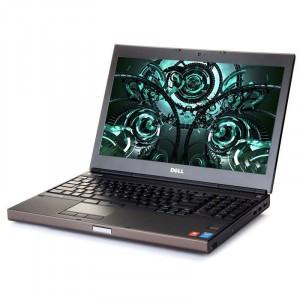 租赁 DELL戴尔M4800工作站 游戏 i7设计笔记本电脑二手
