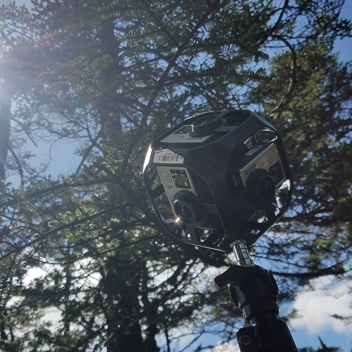 VR拍摄-OMNI套装