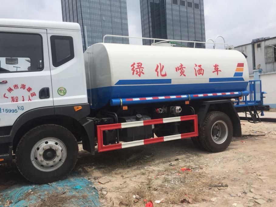 廣州及省內灑水車出租