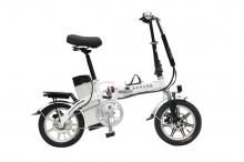 旅行代驾折叠电动自行车