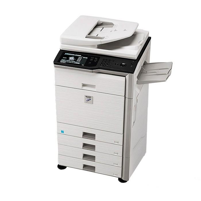 上海 复印机 租赁-夏普MX-453  95新 数码复合机(黑白)