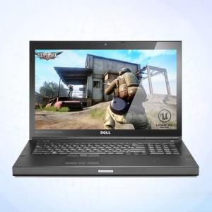 租赁游戏型吃鸡英雄联盟戴尔M6800四核i7独显4G移动图形工作站笔记本电脑