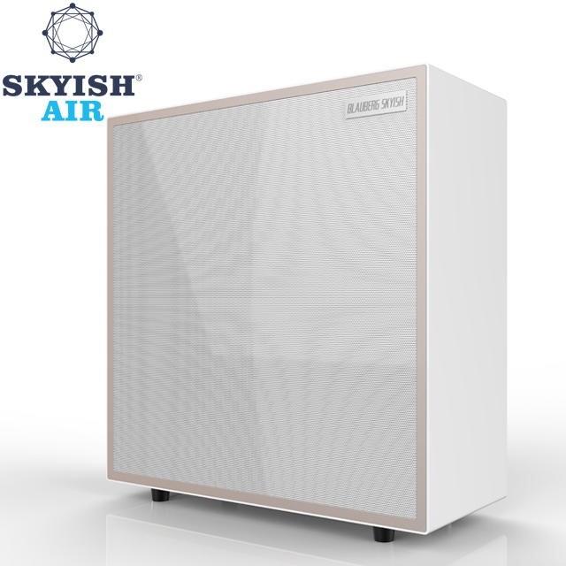 美国SKYISH空气治理机高效除甲醛、TVOC、异味及二手烟