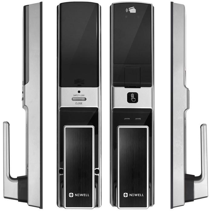 纽威尔Touch1全自动智能门锁每天10元租回家