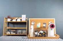 免費膠囊咖啡機24小時高品質咖啡奶茶豆漿陪伴您