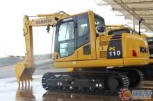 挖掘機110長期出租
