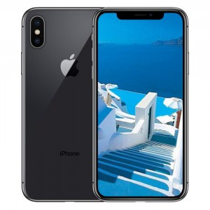iphone X 256G 全网通95新