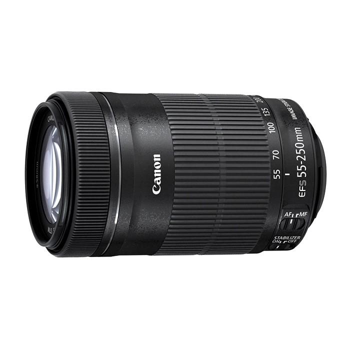 佳能EF-S 55-250mm f/4-5.6 IS STM遠攝變焦鏡頭