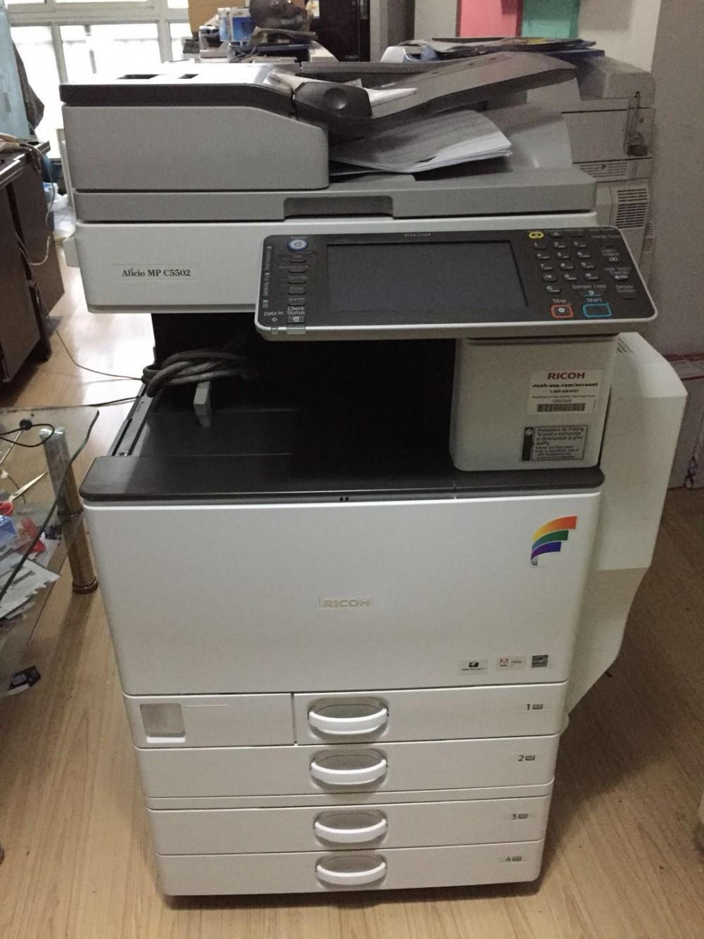 长沙黑白彩色复印机出租