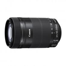 佳能EF-S 55-250mm f/4-5.6IS STM遠攝變焦鏡頭