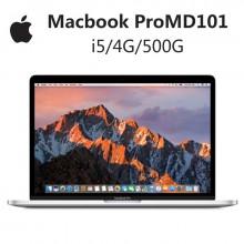 Macbook Pro i5/4G/128G ssd 13.3英寸苹果笔记本电脑 MD101/ MD102