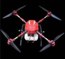 森莱植保无人机作业一天300亩地,作业速度杠杠的