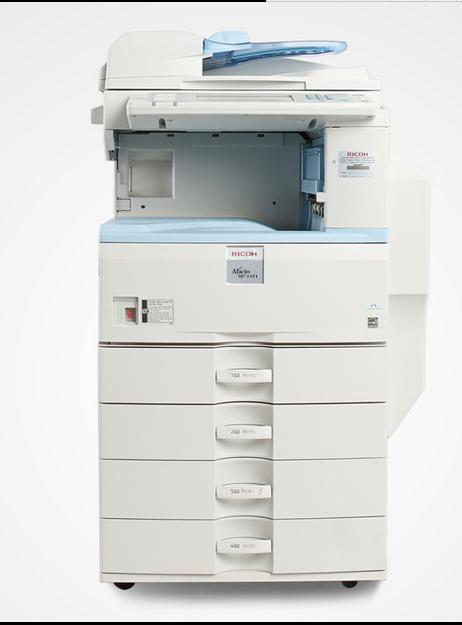 上海专业出租多功能复印机 机器成色新当天可送货 短租长租