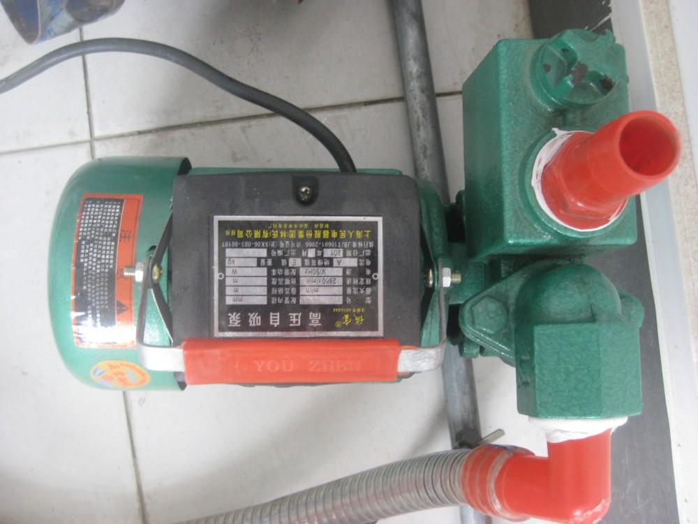 诚宝高压自吸水泵