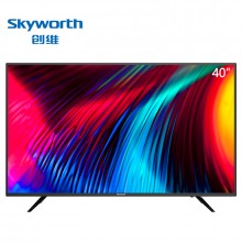 创维 40E2A 40英寸 高清电视 网络液晶平板电视机