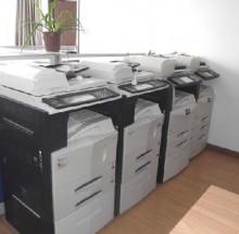 临朐出租打印机复印件包修