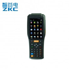 4G全网通无线扫码58热敏打印一体机停车场车牌辨认收费管理