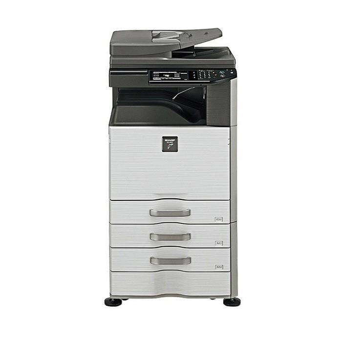 免押金,可适用。彩色复合机夏普5001N(打印、复印、扫描可配传真)