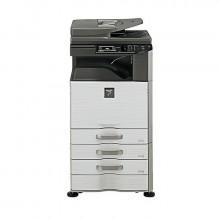 免押金,可适用。彩色复合机夏普2600N(打印、复印、扫描可配传真)