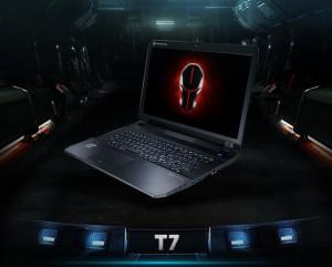 未来人类 T7-B 顶端游戏装备
