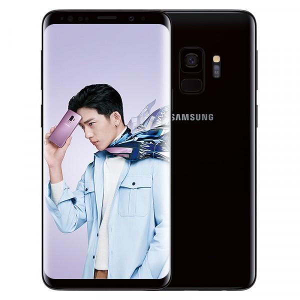 【全新】三星 Galaxy S9(SM-G9600/DS)4GB+64GB/4GB+128GB 移动联通电信4G手机 双卡双待