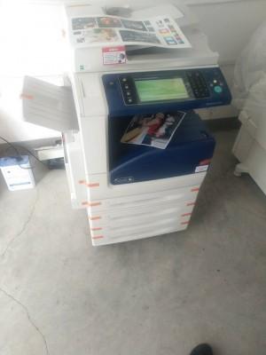 施乐7535彩色复印机