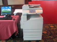 X945彩色复印机出租
