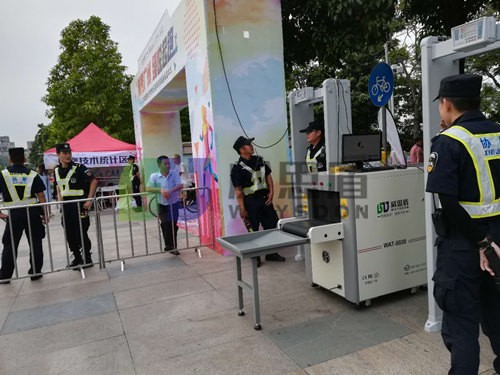 广州威思盾场馆安检机出租安检门出租价格优惠