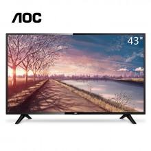 冠捷(AOC)LE43M3776 全新硬屏全高清LED液晶平板電視機