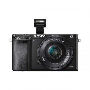 索尼(SONY)ILCE-6000L/a6000 微单数码相机 含(16-50镜头)标准套机