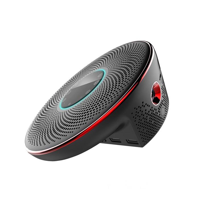 蓝纳N3 办公家用投影仪 3D高清大屏 手机无线同屏 移动便携投影仪