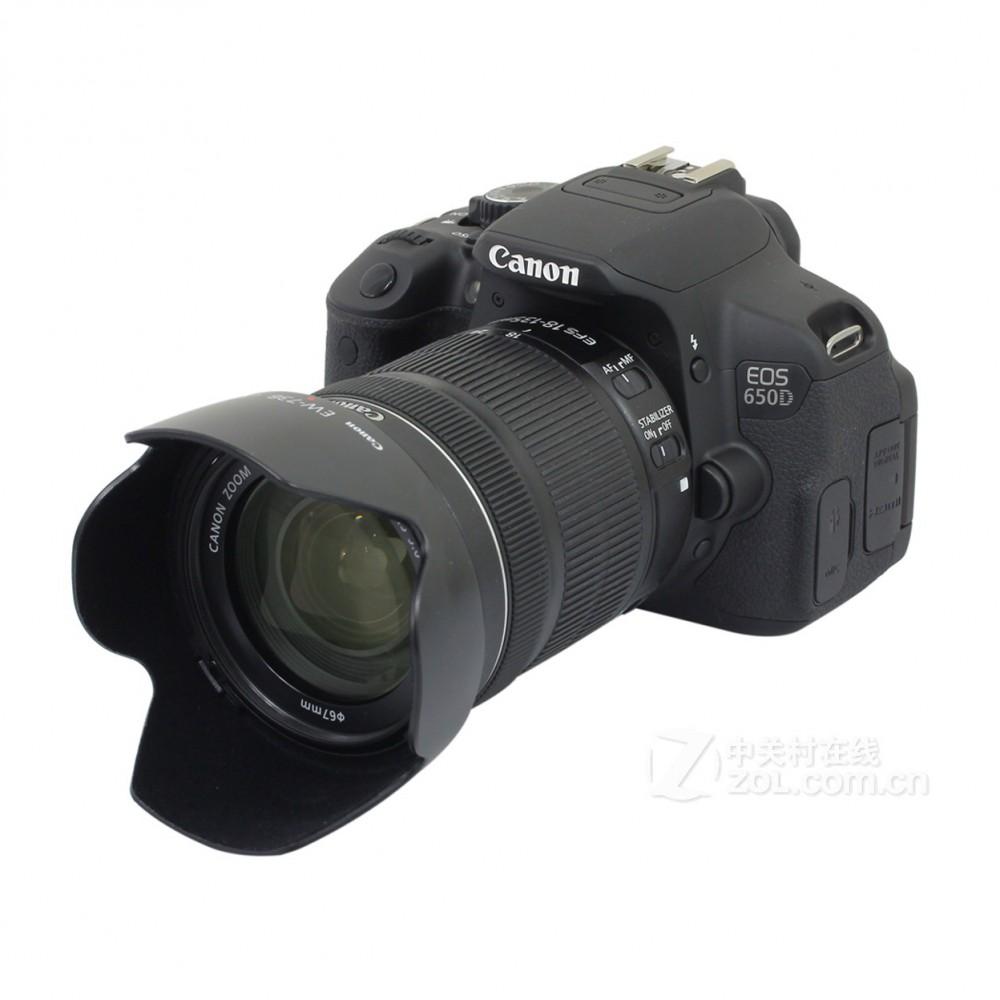 佳能650D單反相機帶WIFI人像演唱會專用(武漢商家)