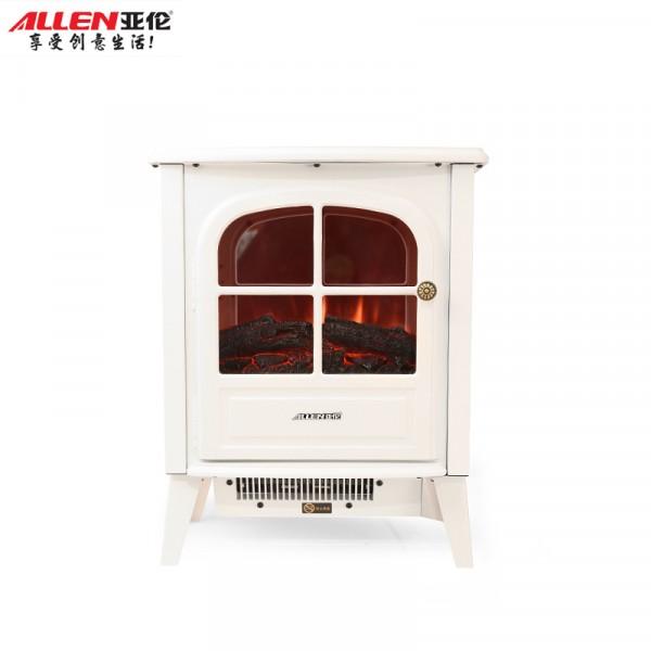 【全新】立式仿真火焰壁炉取暖器 家用卧室办公电暖器暖风机 节能省电速热风