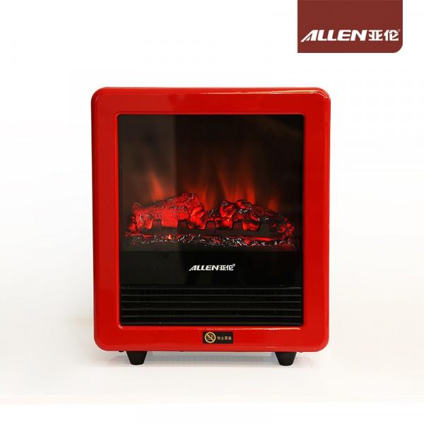【全新】家用办公室迷你取暖电壁炉
