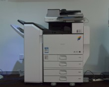 理光黑白机5002,黑白