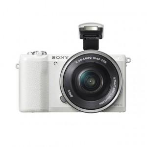 【闲猪】索尼(SONY)ILCE-5100L APS-C微单单镜套机 (包含16-50mm镜头)