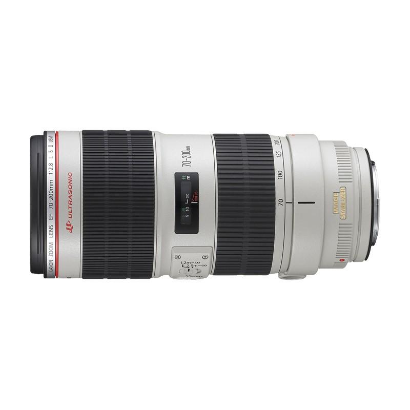 佳能(Canon) EF 70-200mm f2.8L IS II USM 小白兔2代
