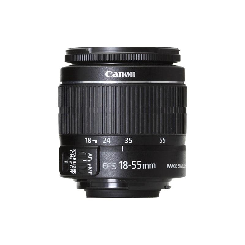 佳能(Canon) EF-S 18-55mm f3.5-5.6 IS II APS画幅 标准镜头