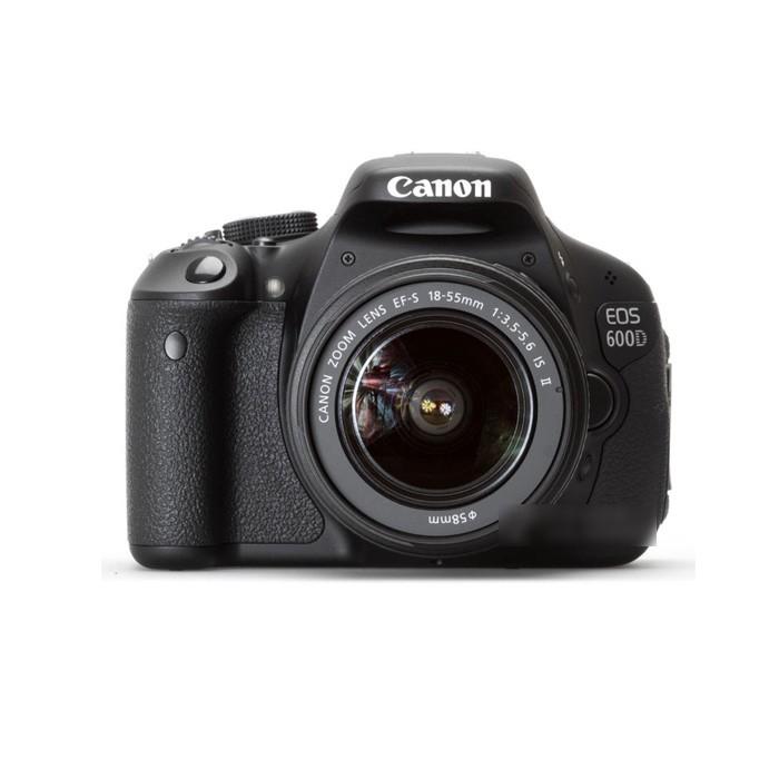 佳能600D 入门单反 相机 带镜头