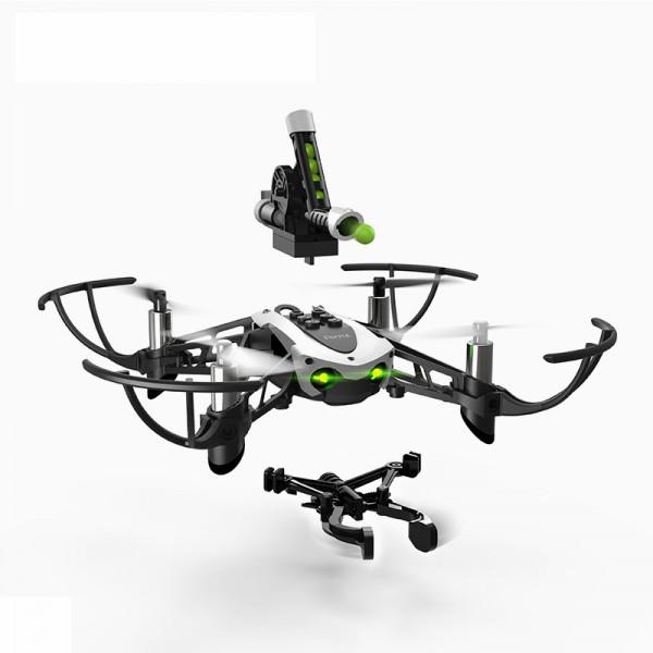 【闲猪】法国派诺特Parrot Mambo曼波迷你无人机遥控飞机玩具