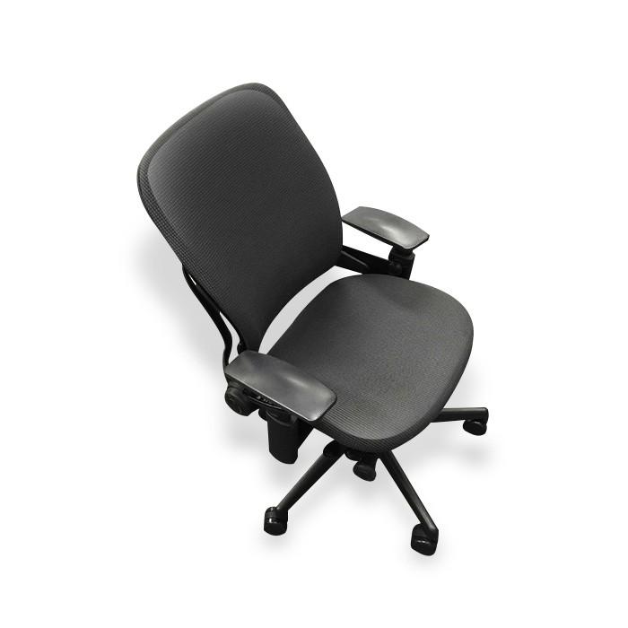 世楷Leap人体工学椅 电脑椅 职员椅电竞椅 经理老板椅 灰色(全配置)