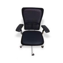 美国 海沃氏 zody 电脑椅 职员椅 人体工学椅 现货黑色 带腰托