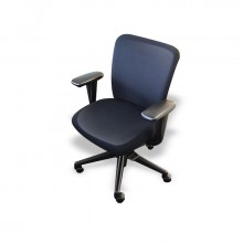【二手9成新】美国海沃氏 LOOK  黑色 人体工学椅 电脑椅 员工椅 电竞椅