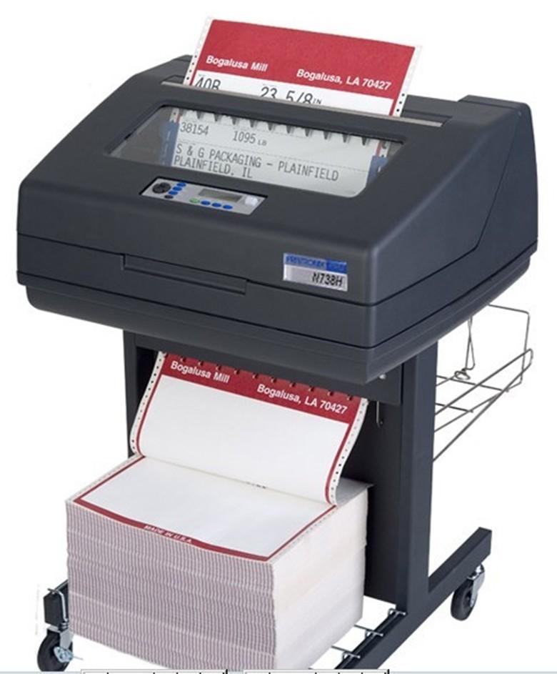 800元/月起 全新机租赁 普印力 PRINTRONIX P8003H/P8003HZT(即打即撕) 高速行式打印机